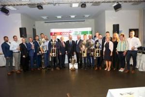XIV. Coop Rallye helyezettjei és különdíjasai