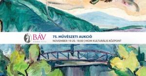 75. BÁV-aukció